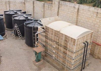 Jupiter au Kenya – l'eau est réutilisée