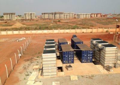Saturn dans un nouveau développement au Ghana
