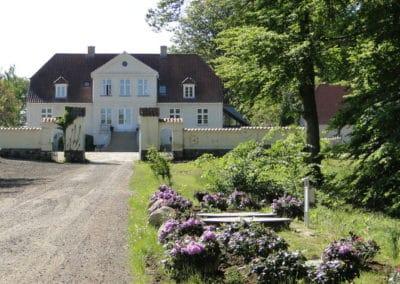 Mars à un pensionnat d'école au Danemark