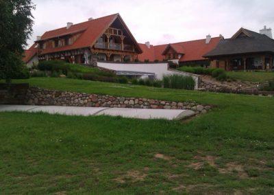 Jupiter à l'hôtel Spa de luxe en Pologne