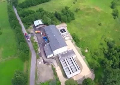 BioReactor en Pologne