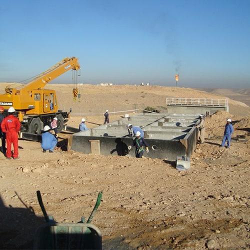 BioKube Bioreactor in Yemen