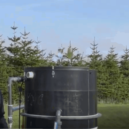 BioKube ULTRA/Clean can convert water from a river or a bad well to drinking water