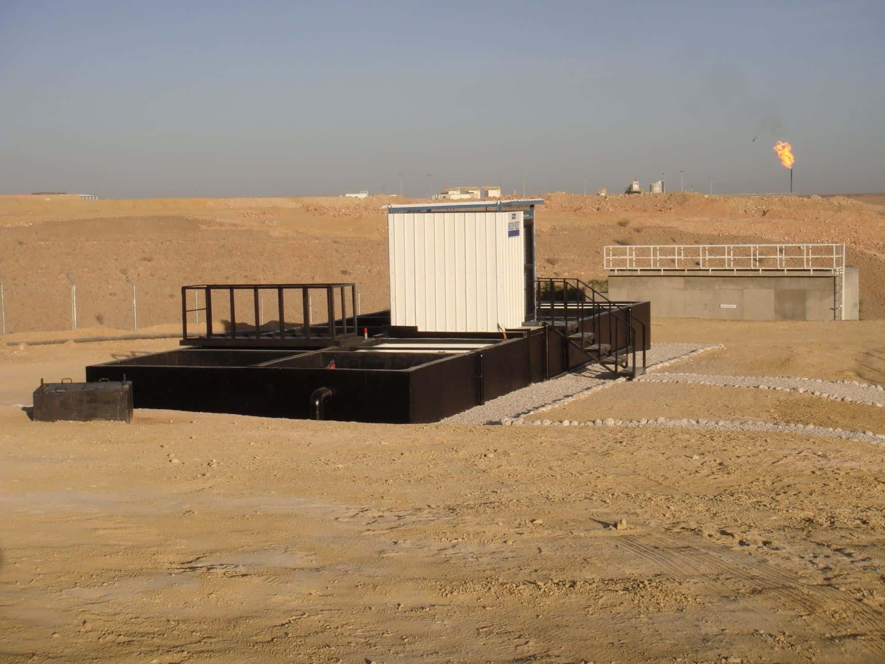 BioReactor in Yemen