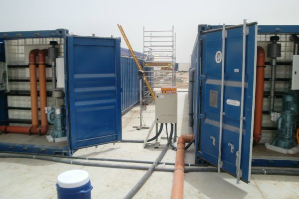 BioContainer 40 foot in Oman - 1