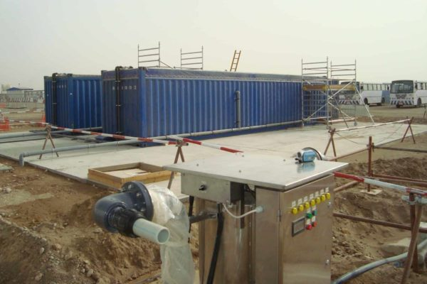 BioContainer 40 foot in Oman - 17
