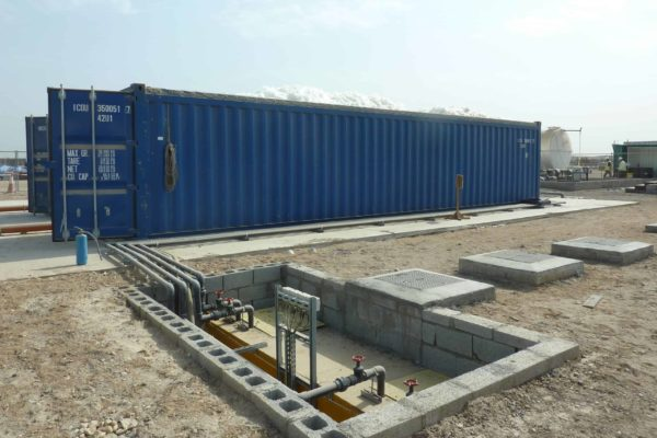 BioContainer 40 foot in Oman - 19