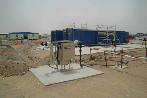 BioContainer 40 foot in Oman - 3
