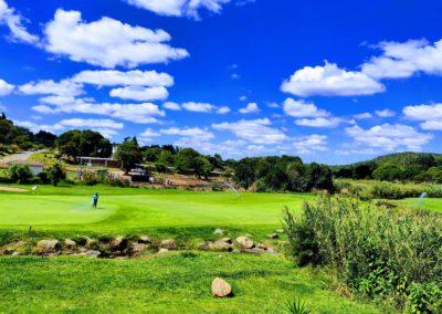 BioReactor au terrain de golf au Zimbabwe – eau réutilisée