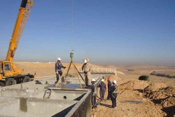 BioReactor at oilfield in Yemen for TOTAL - 2