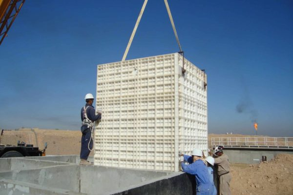 BioReactor at oilfield in Yemen for TOTAL - 5