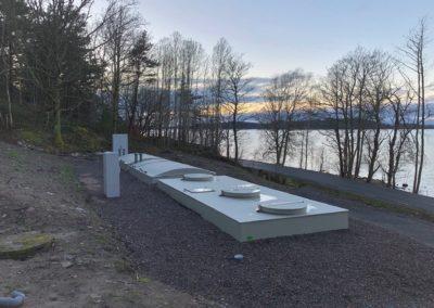 Jupiter 75 x 3 – 300 EH en Suède