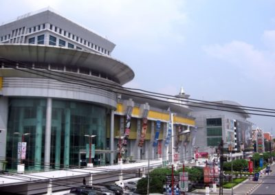 BioReactor pour un centre commercial à Bangkok